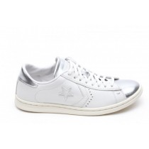 leather converse donna