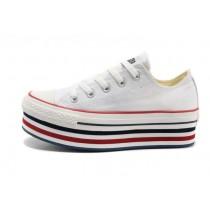 scarpe all star converse donna bianche