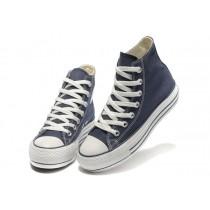 scarpe converse donna blu