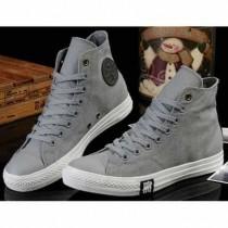 scarpe tipo converse fucsia
