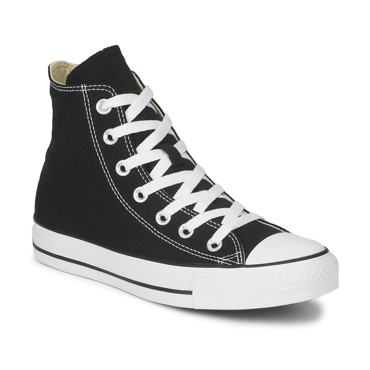 all star converse nere alte