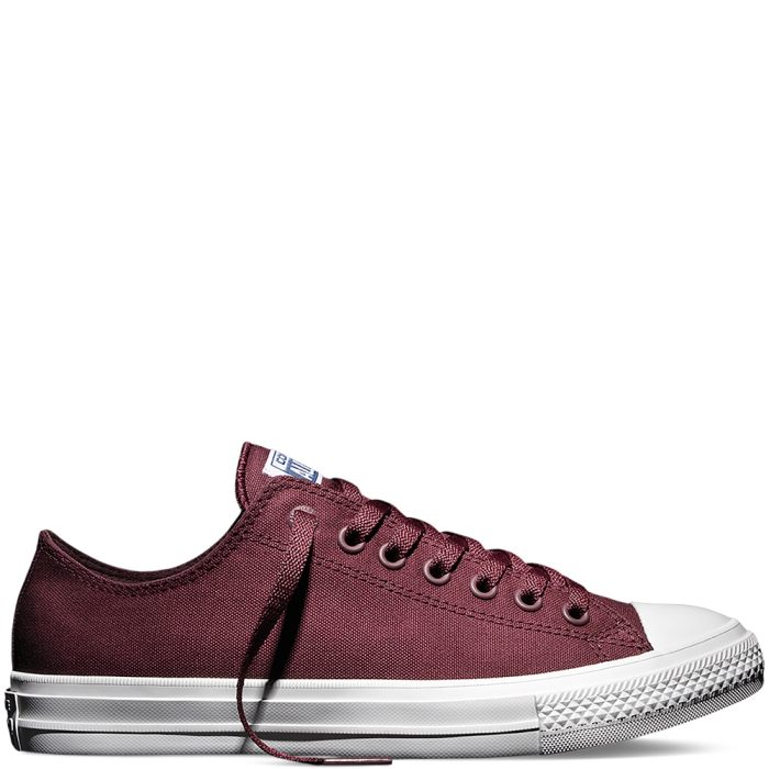 all star converse nere basse donna