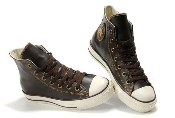 all star converse pelle donna