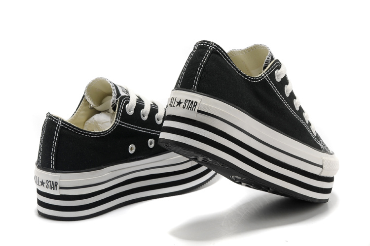 converse all star nere basse chuck taylor