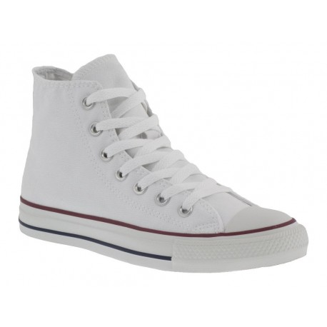 converse bianche all star donna