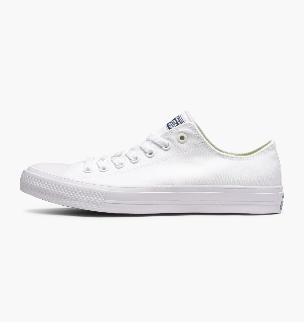 converse chuck taylor bianche unisex
