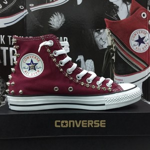 converse donna all star bordeaux