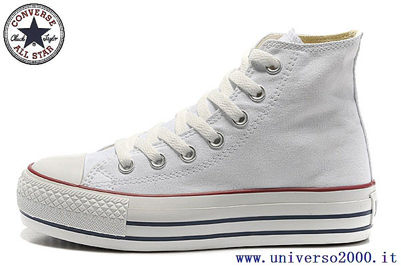 converse donna rosse