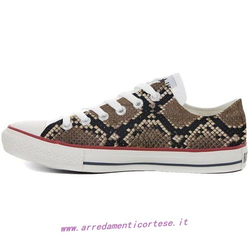 converse sneakers basse donna beige