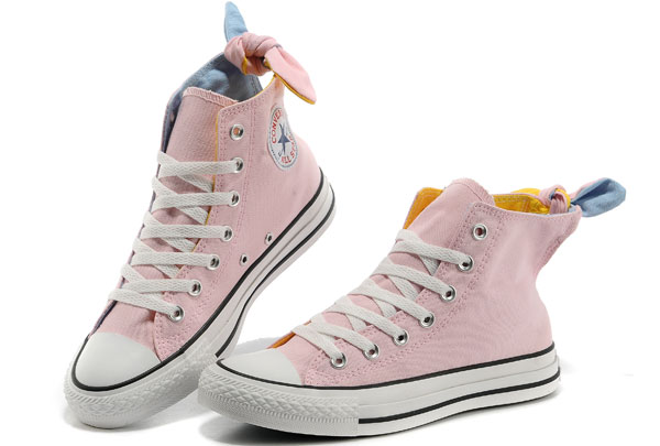 scarpe converse all star donna rosa