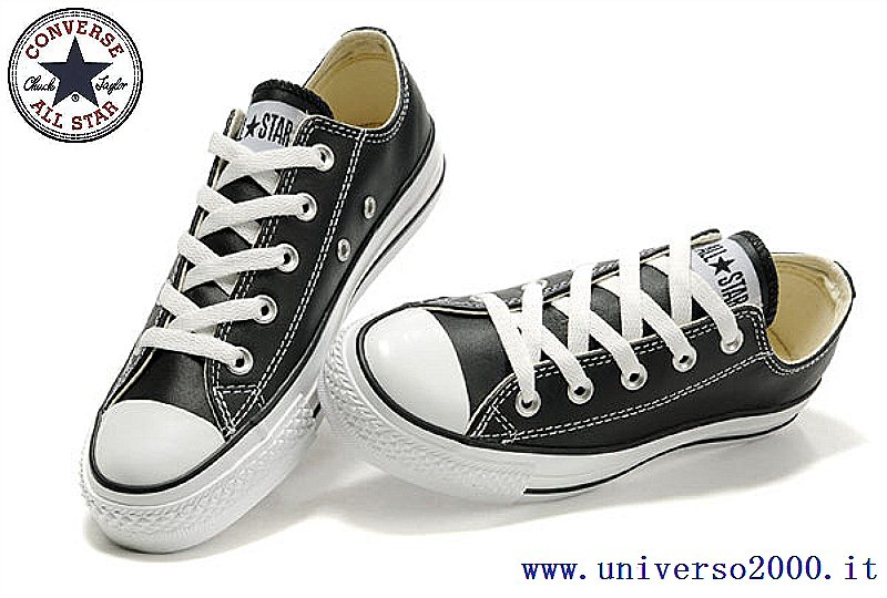 sneakers uomo basse converse